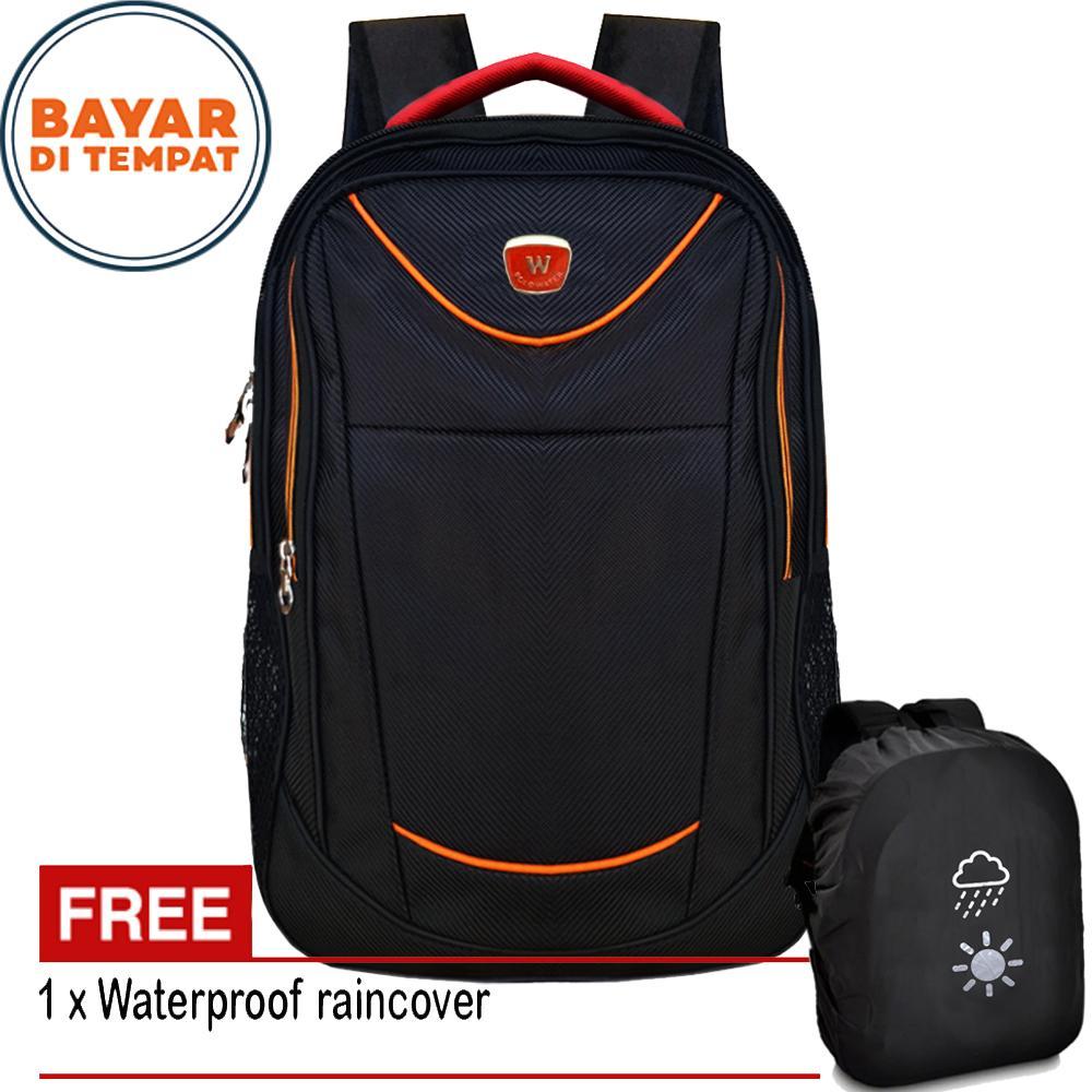 Polo Water Backpack TJ0000 Tas Polo Tas Laptop Tas Punggung Tas Ransel Tas  Kerja Tas Sekolah f5026069fa