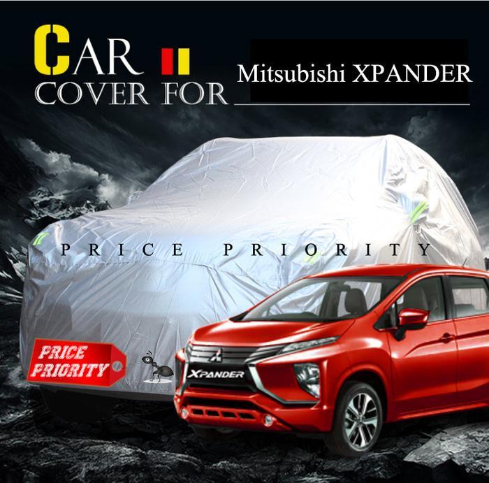 paling di cari baru Body Cover / Sarung Mobil Mitsubishi Xpander Waterproof