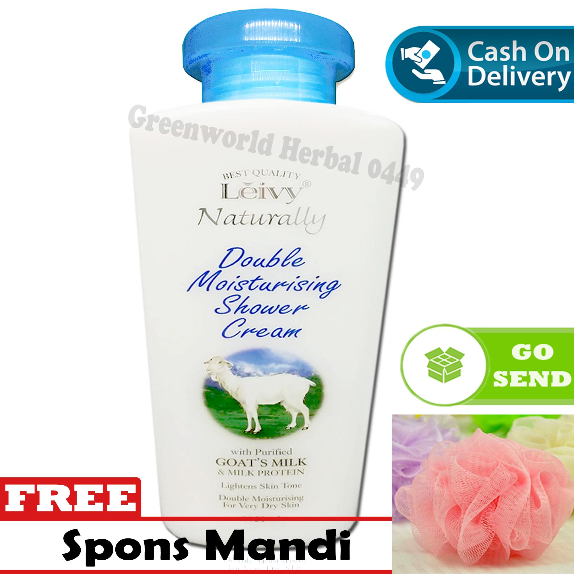 Leivy Naturally Double Moisturising Hand & Body Lotion 270 ml Murah. Source · Leivy -