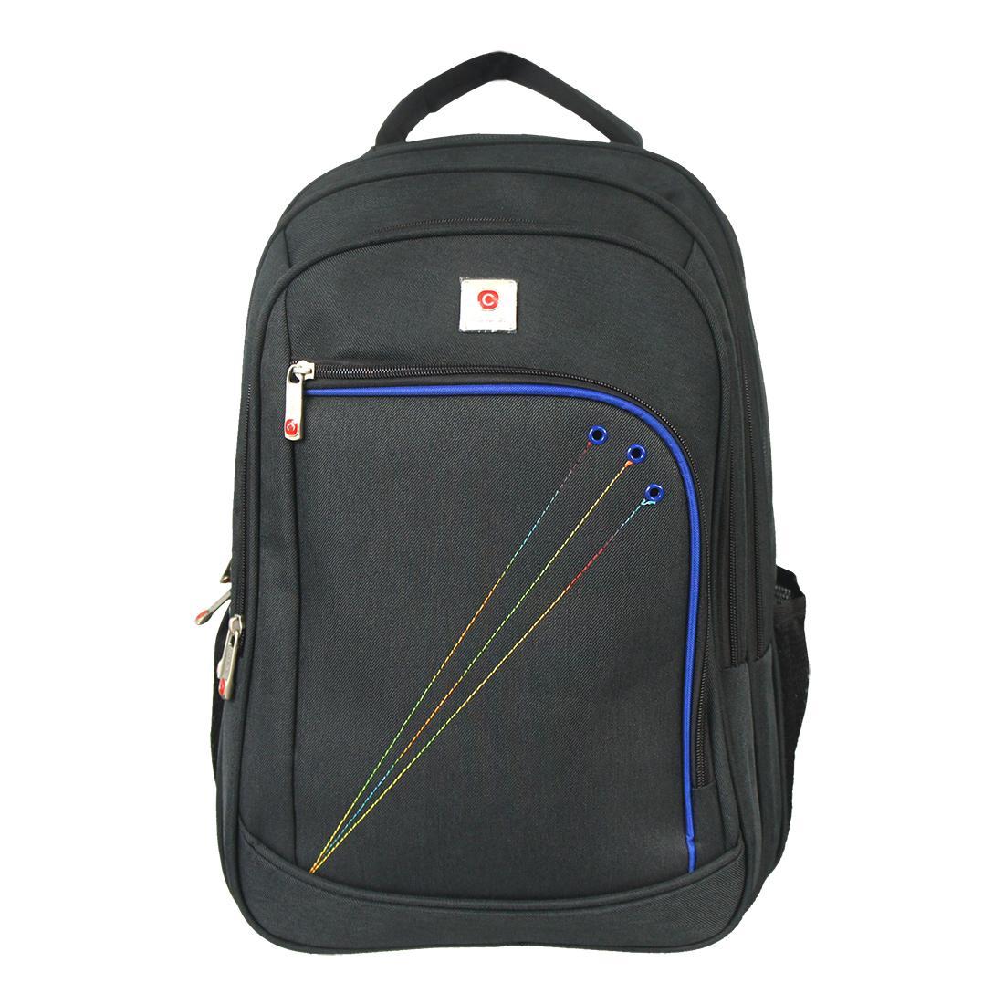 Polo Classic 9032-26 Backpack + Rain Cover - Tas Ransel Pria - Tas Sekolah 011d43de54