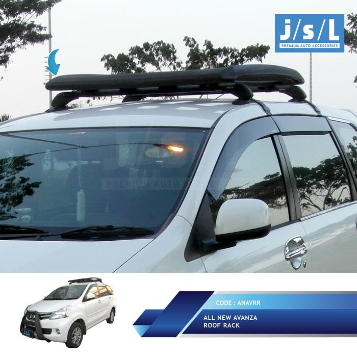 All New Avanza / Daihatsu Xenia Roof Rack By Istana.