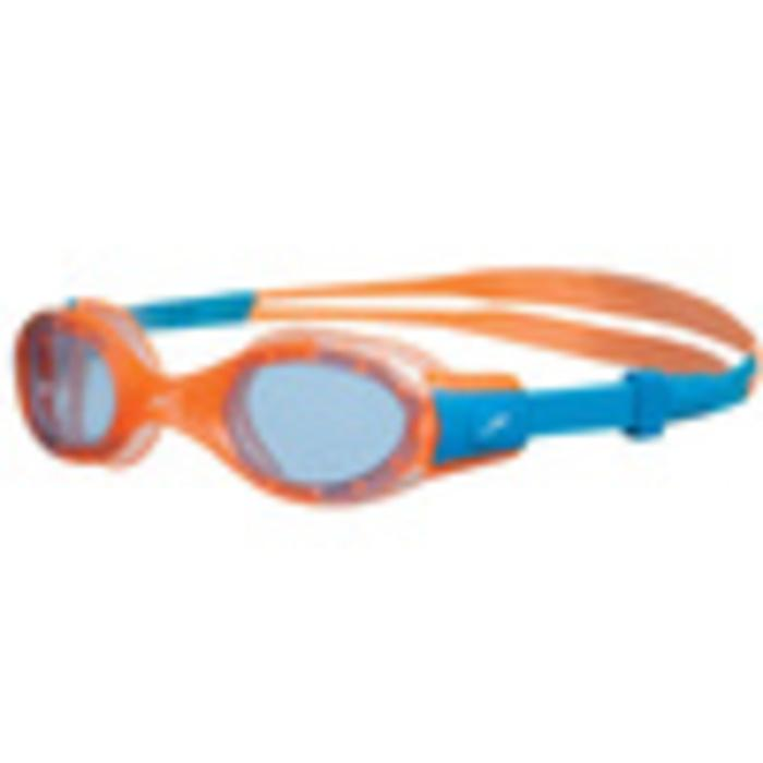ORIGINAL - KACAMATA RENANG ANAK SPEEDO FUTURA BIOFUSE JR (6-14 THN) Orange/Blue