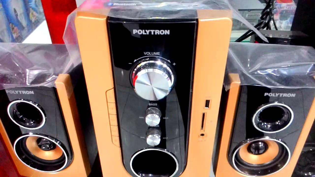 Speaker Aktif Multimedia POLYTRON PMA 9300 Bluetooth PMA9300
