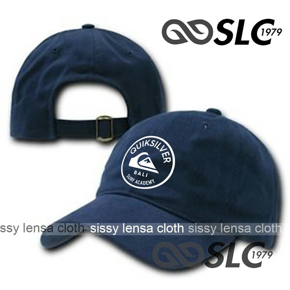 TOPI BASEBALL QUIKSILVER ACADEMY BALI B65 - SLC
