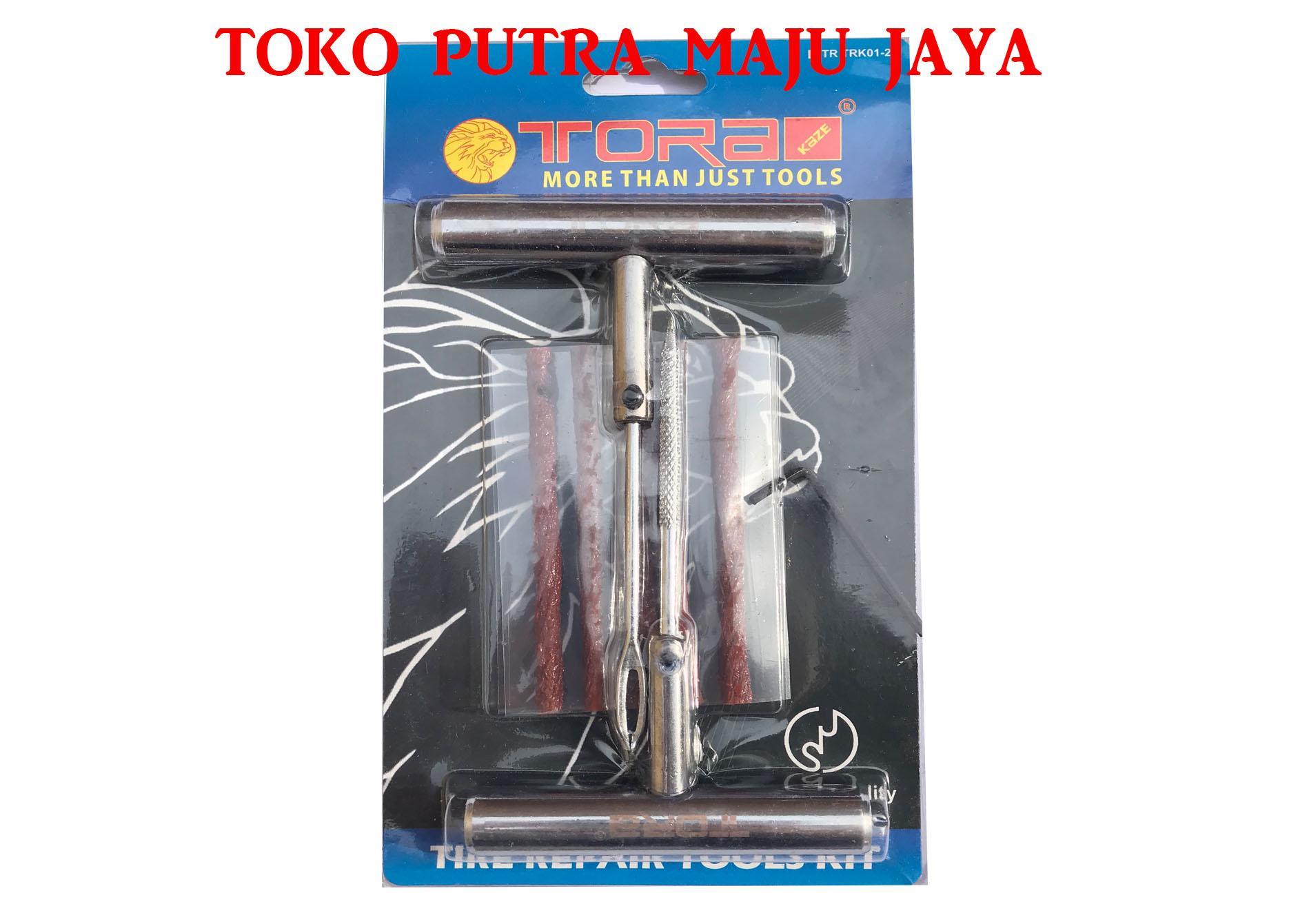 Besi Alat Tambal Ban Tubeless - Tora - Tubles Tubless Tubbles By Toko Putra Maju Jaya.