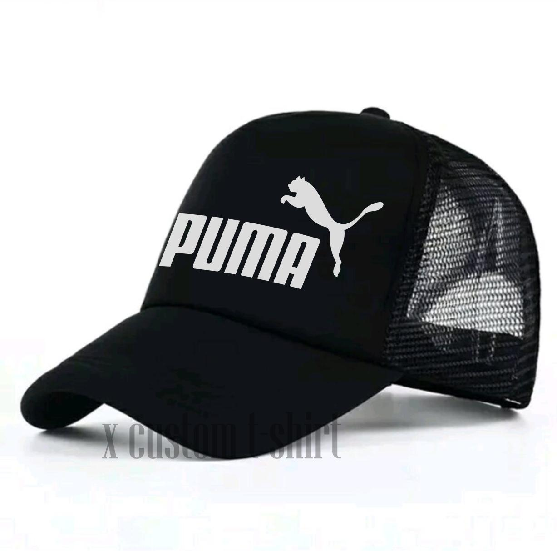 Topi / Topi pria / Topi distro / trucker PUMA