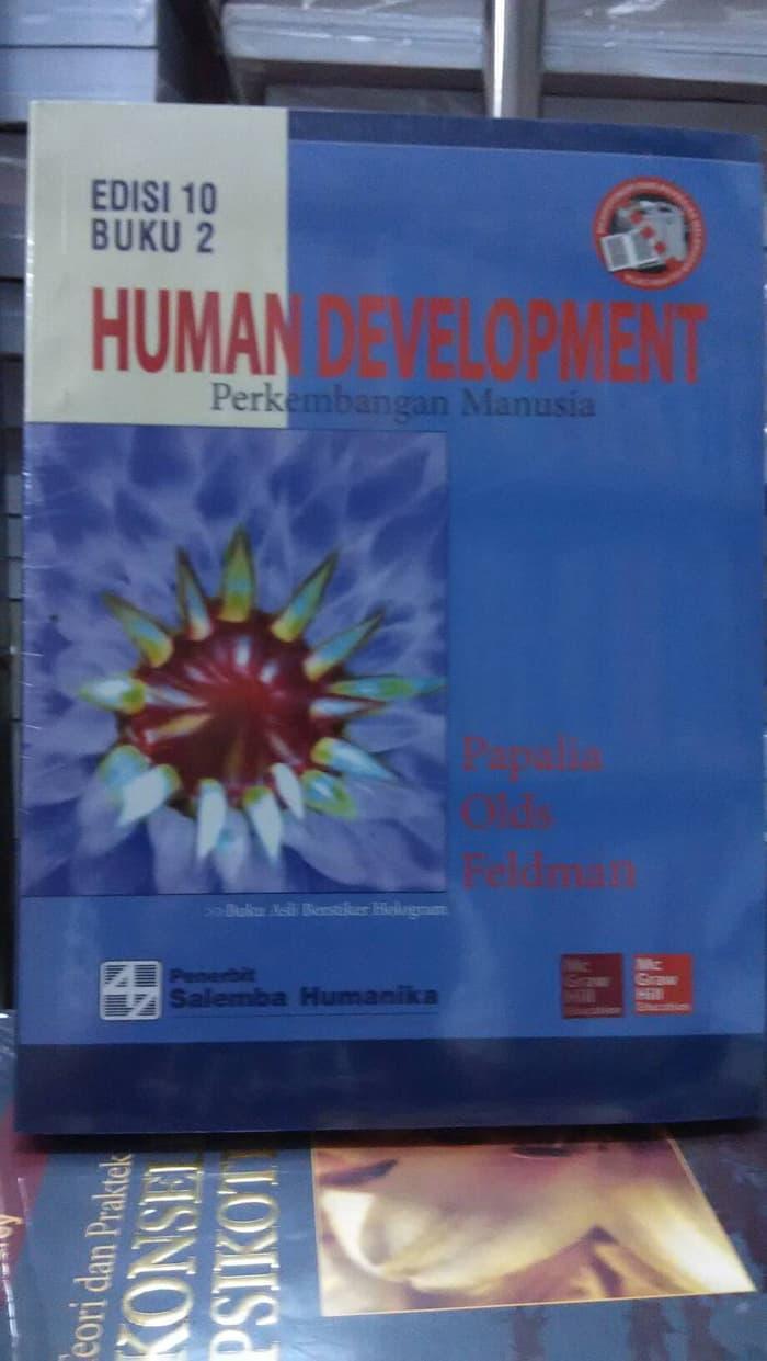 Human Development Jld 2 Ed.10.Buku Original.