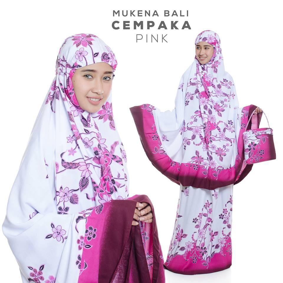 Mukena Bali Cempaka