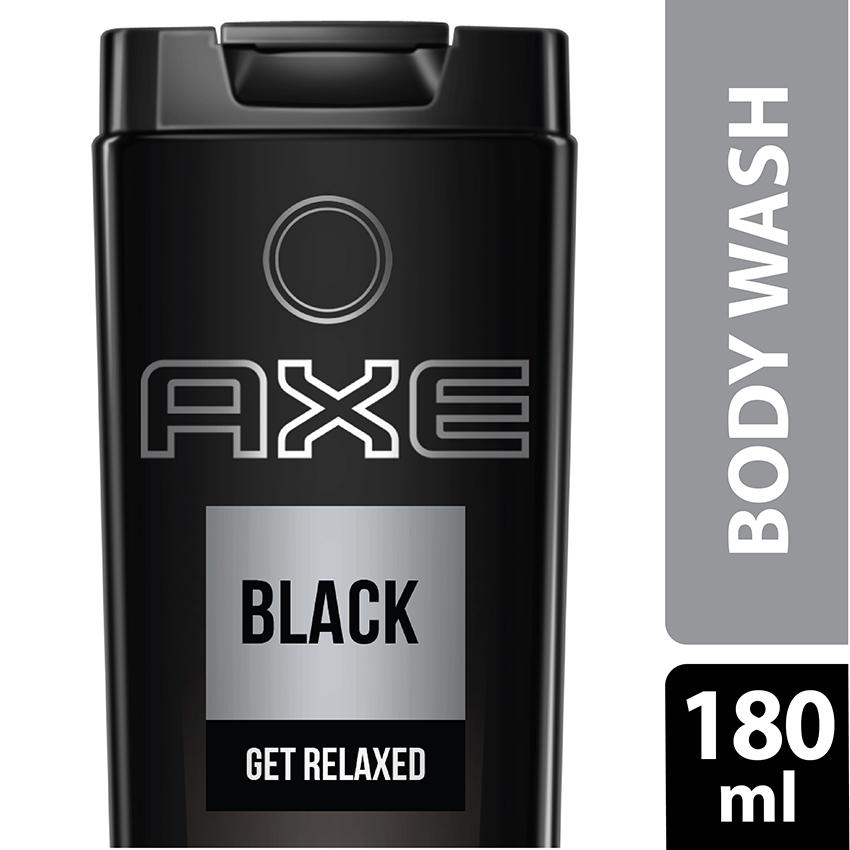 Axe Bodywash Black Bottle 180ml By Lazada Retail Axe.