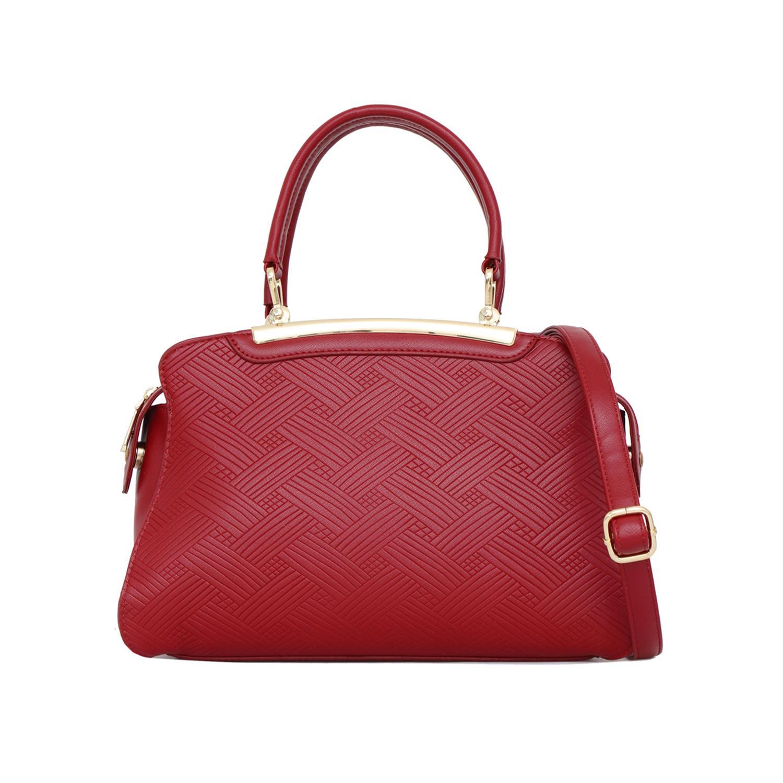 Tas Wanita Elizabeth Bag Cosimia Handbag Red