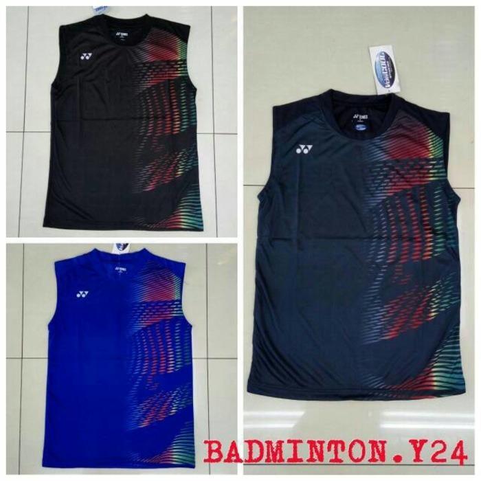 Kaos Badminton / Bulutangkis Singlet Yonex Y24