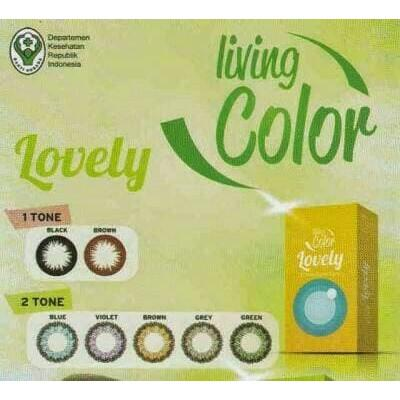 SOFTLENS LC LOVELY ALL COLOR 14.4MM