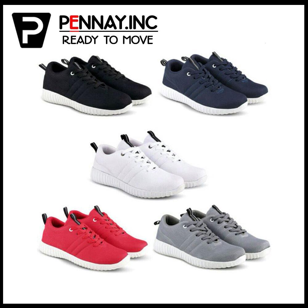 PennayOS Termurah Sepatu Kets Sneakers Kasual Wanita dan Pria PX-340 - Multi 5479584113