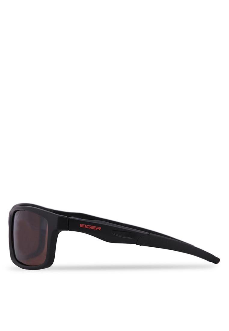 Eiger Riding Pursuit OL Sunglasses - Black