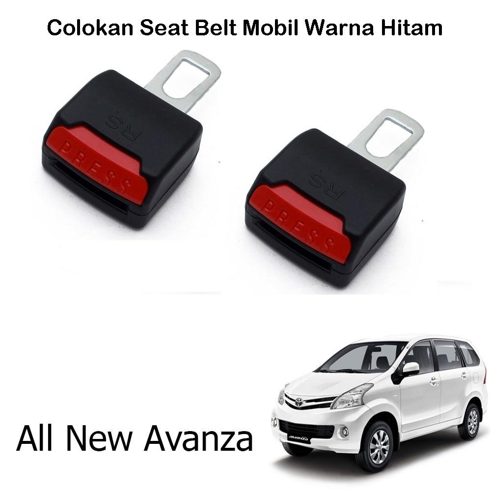 Isi 2 Pcs Colokan Safety Belt Mobil All New Avanza
