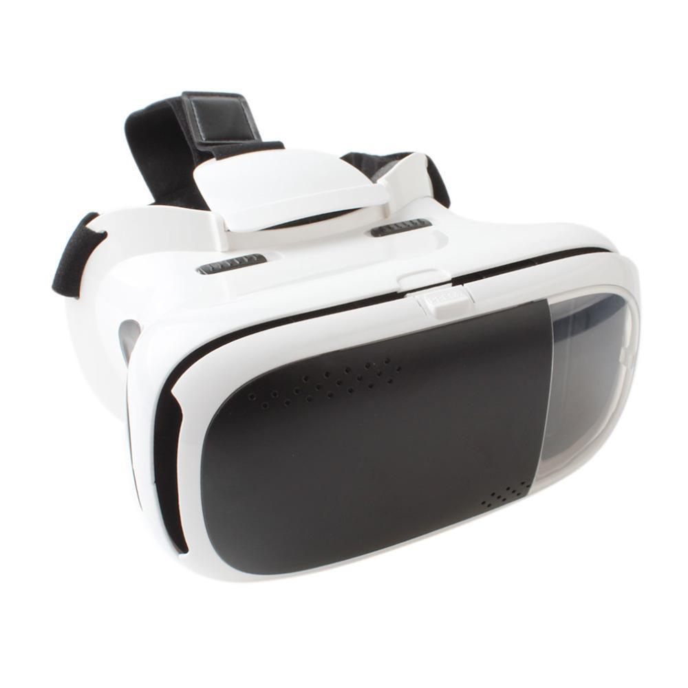 RITECH II VR Box Virtual Reality Cardboard for Smartphone - White