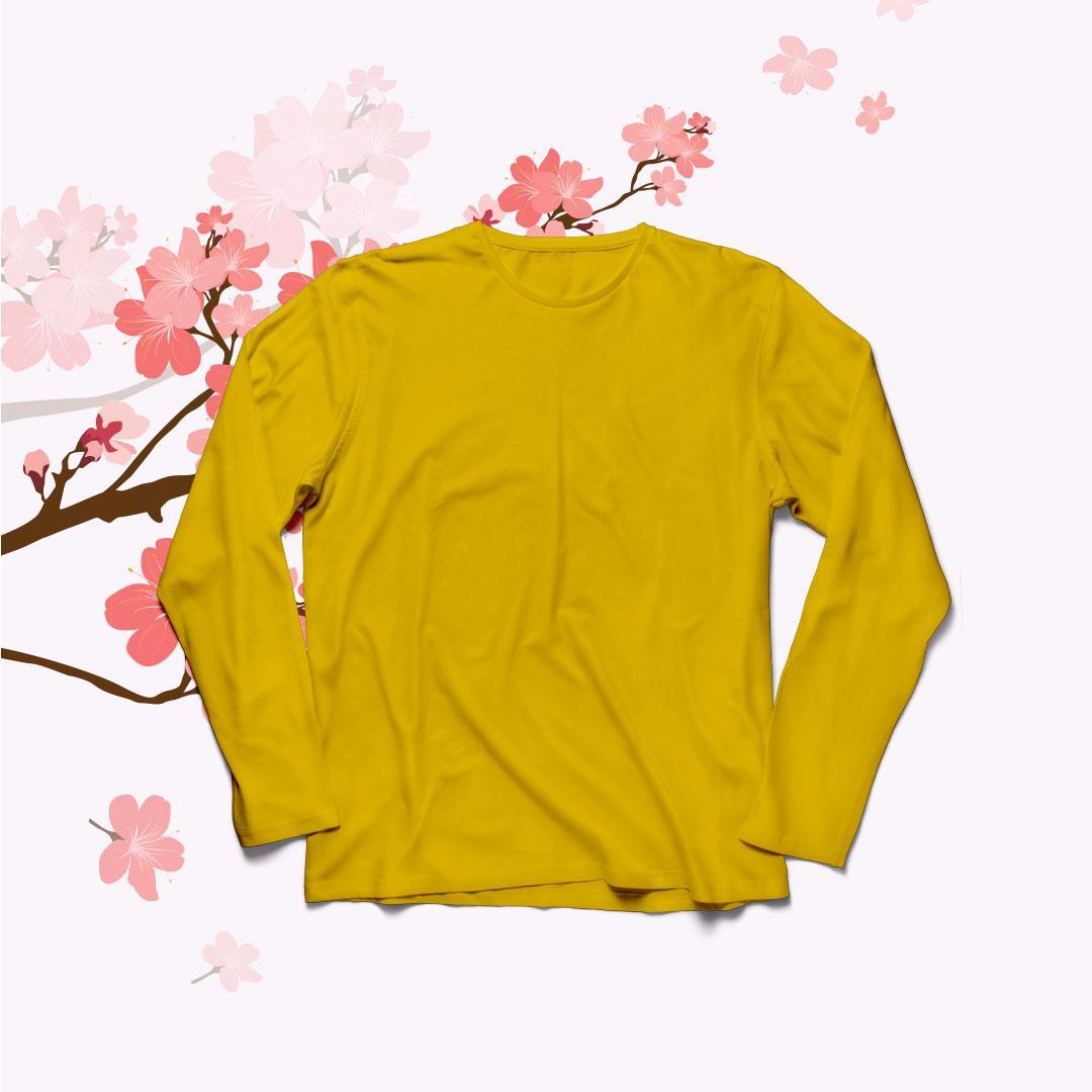 YGTSHIRT - Tshirt Polos Lengan Panjang Longsleeve Cewek / Kaos Wanita / Tshirt Cewe Cotton Combed K