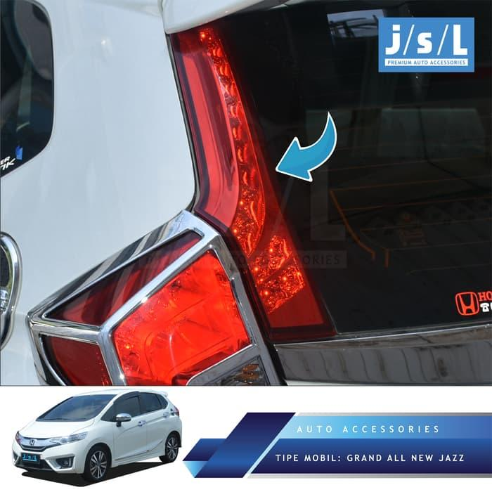 JSL LED Reflektor Pillar Grand All New Jazz Rear Reflector Pillar Lamp
