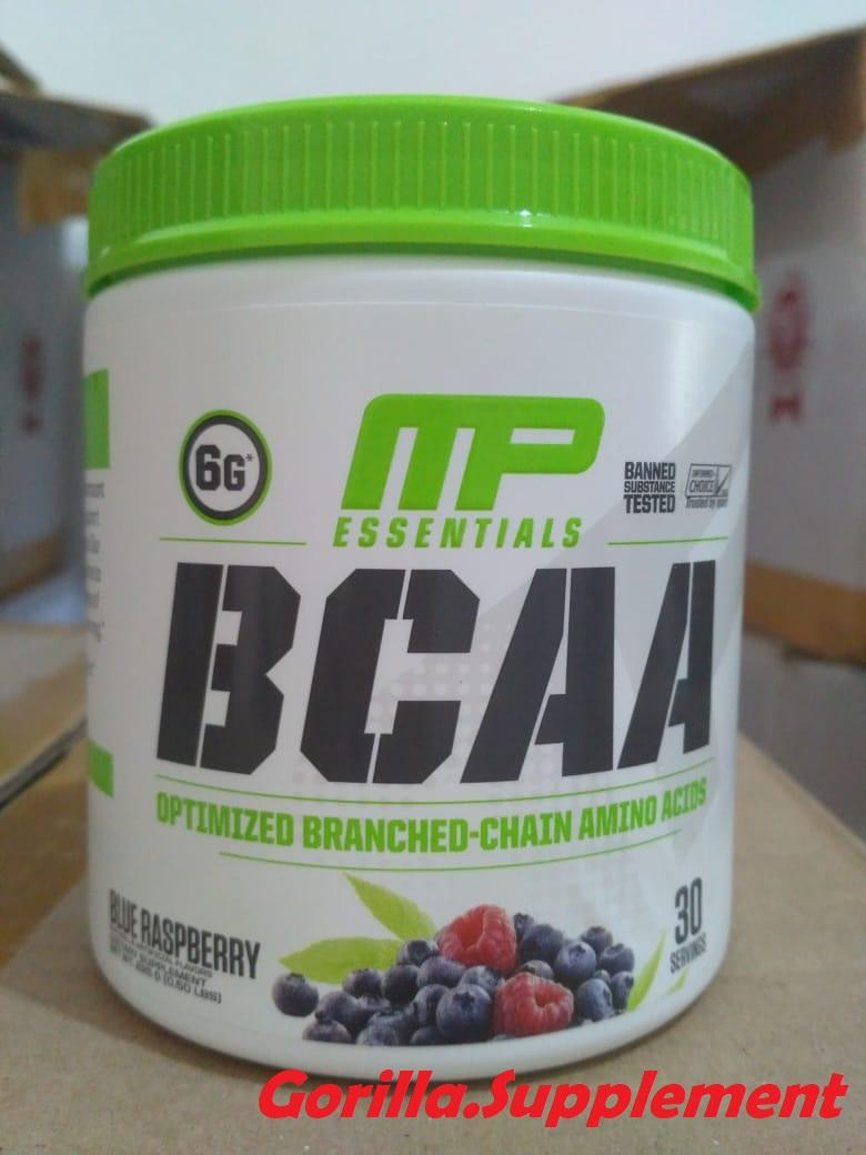 NEW MP BCAA POWDER 30 SERVING lemon lime MUSCLEPHARM BCAA ( XTEND AMINO X ON PLATINUM