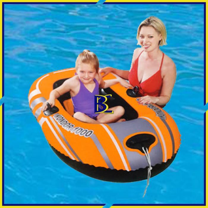 BUTTERFLAY - Perahu Hydro-Force Raft Bestway 61099