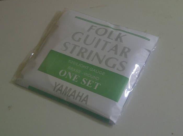 SALE - Senar Gitar Akustik Yamaha original