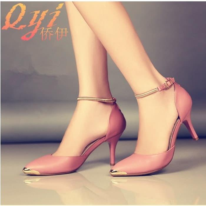 Darlina - High Heels Simple GP06 Pink