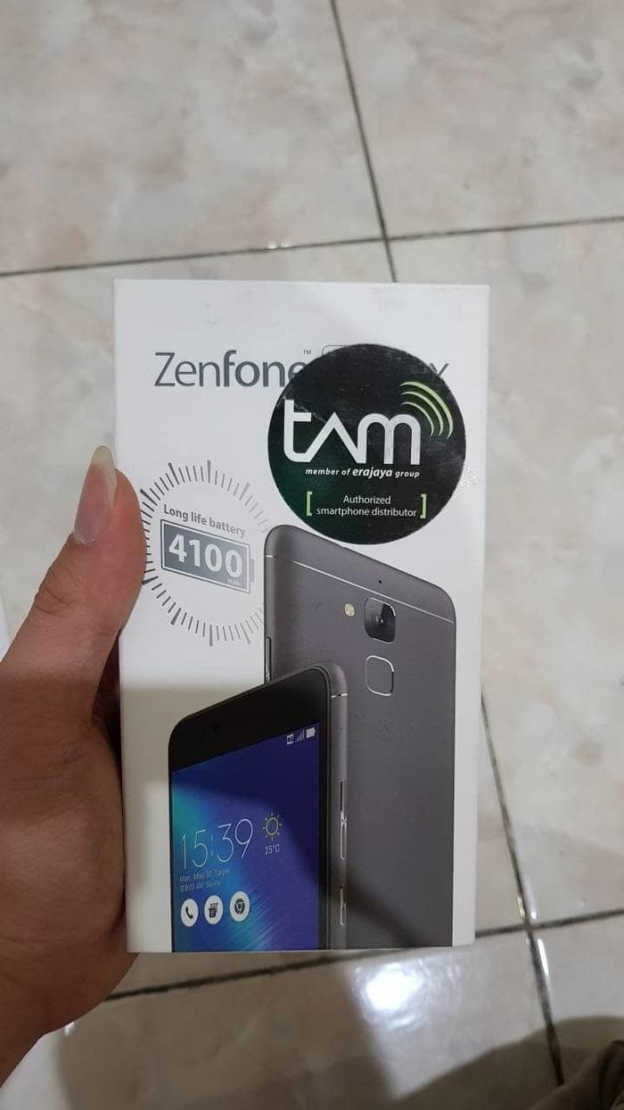 Jual Asus Zenfone 3 Max Zc520tl Ram 2 32gb Garansi Resmi Silver Ze550ml Lte 2gb 16gb Grey