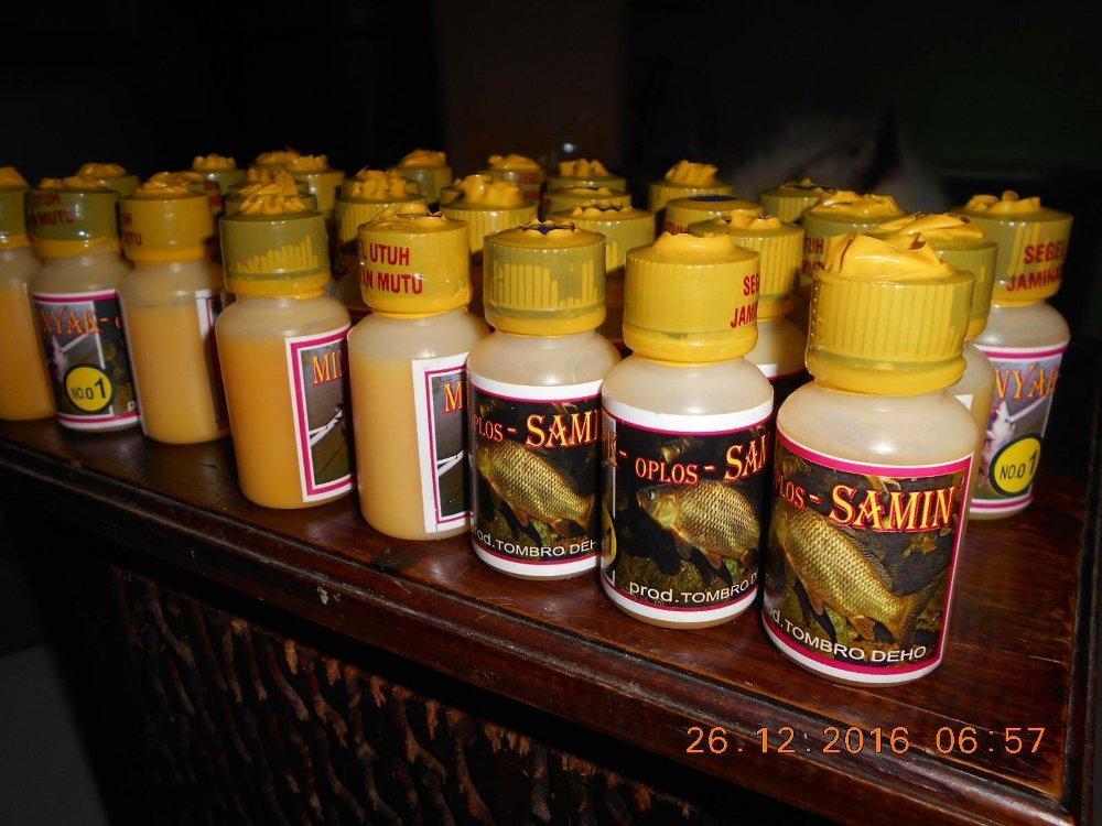 Essen Umpan SAMIN No.1 Terlariss