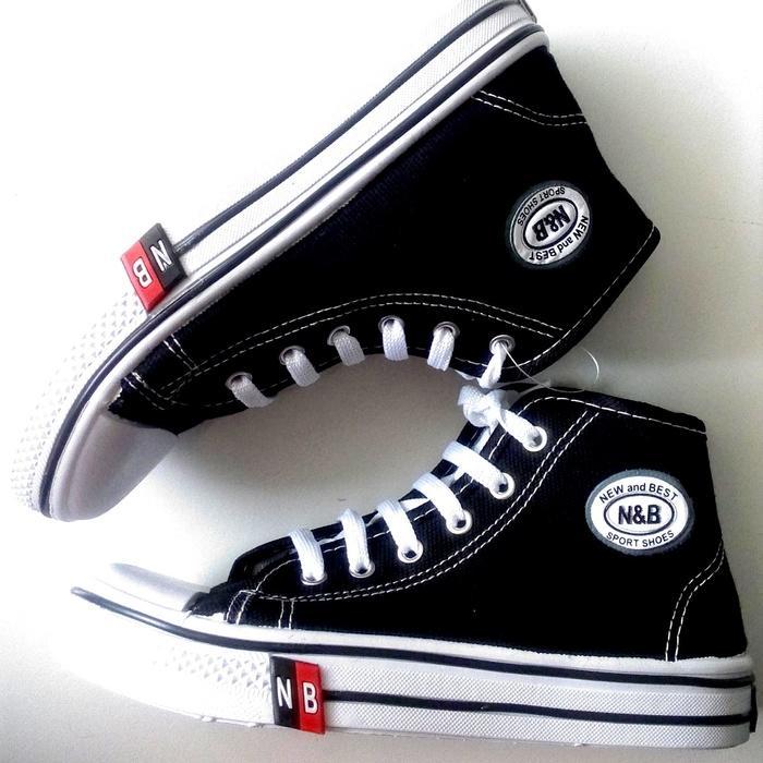 Azljaya - Sepatu Seragam Sekolah NB HI (clasick) 36-40