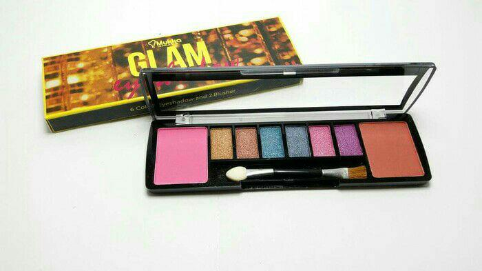 Mukka Eyeshadow Glam