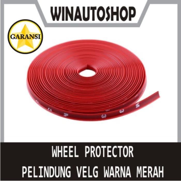 Stok Ready Wheel Protector / Pelindung Velg - Tersedia Berbagai Warna