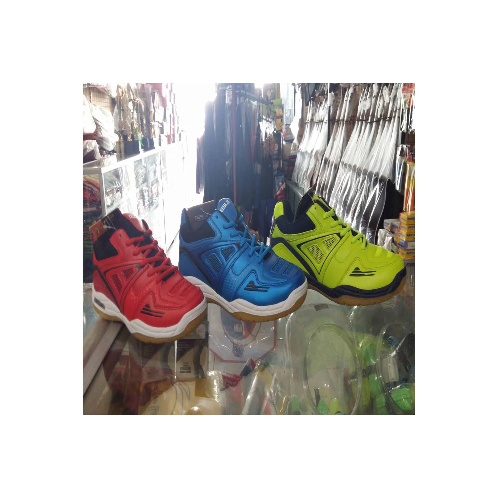 Sepatu Bulutangkis/badminton Desle type DE 0701B171