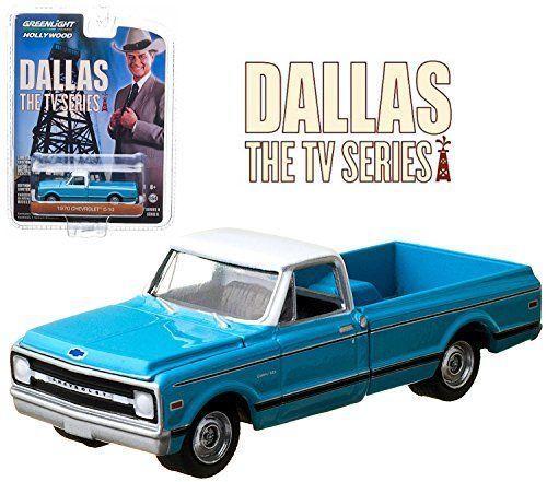 Greenlight Hollywood Dallas TV Series 1970 Chevrolet C-10 Pickup