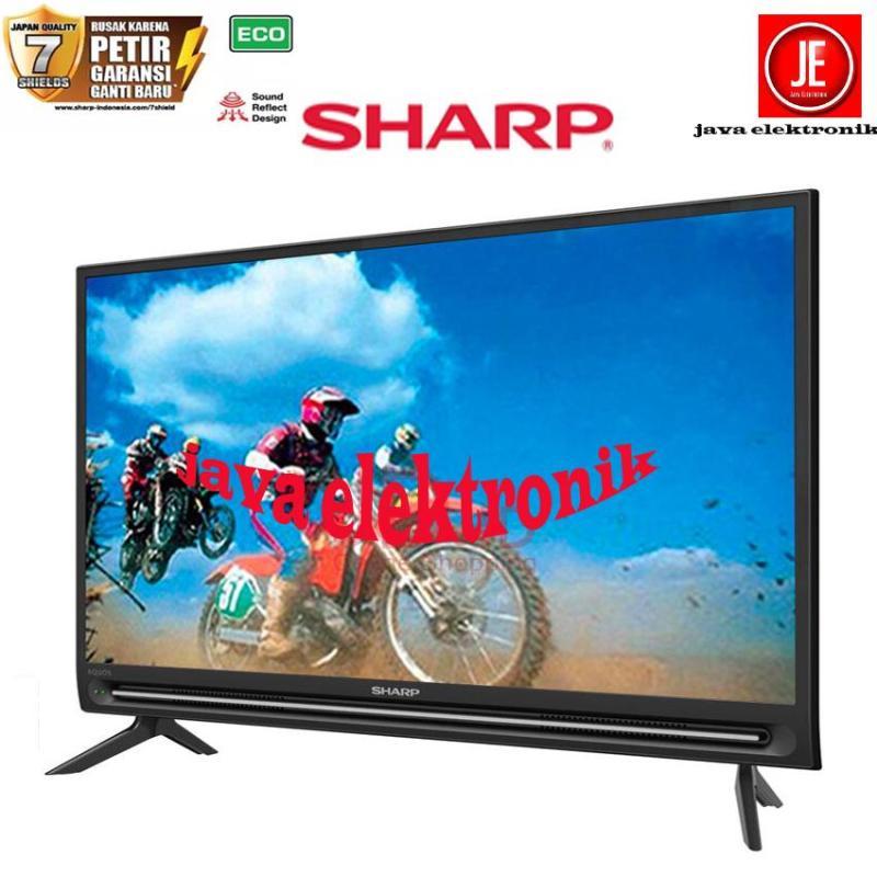 SHARP LED TV 32 Inch - LC-32SA4101 garansi resmi