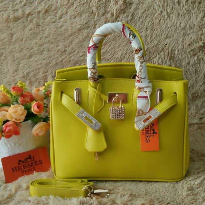 Tas Wanita Sosialita Branded Hermes Mini Bahan Swift Epson Super 25 CM –  Tas Wanita – Tas Murah b08d909ef0