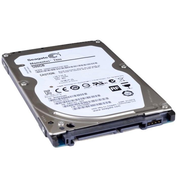 PROMO Seagate ST500LT012 - HDD 500GB SATA Internal 2.5 Inci untuk Laptop TERLARIS