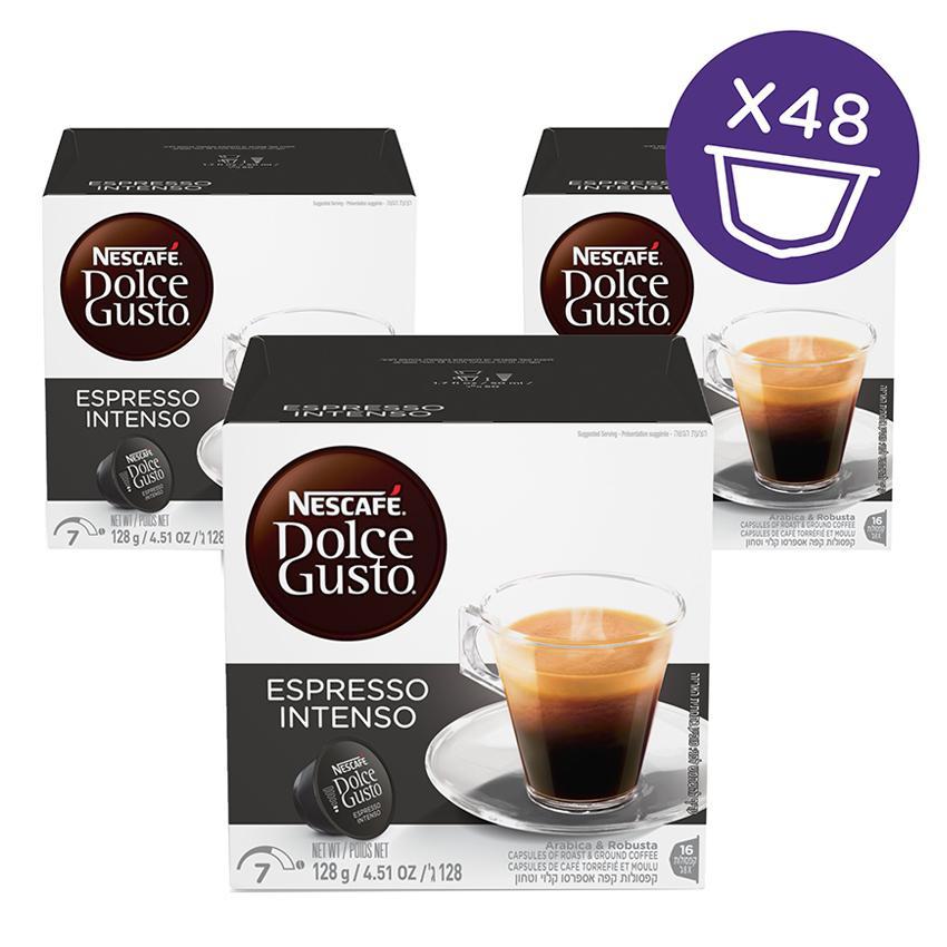 NESCAFÉ Dolce Gusto Kapsul - Espresso Intenso - 3 Box