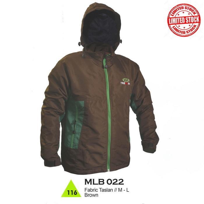 Jaket Gunung Murah Untuk Outdoor Motor Bahan Taslan Model Rei AMLB 02