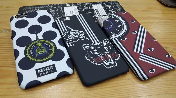 hardcase branded kenzo hard case iphone 6 & 6 plus + LIGHT WEIGHT