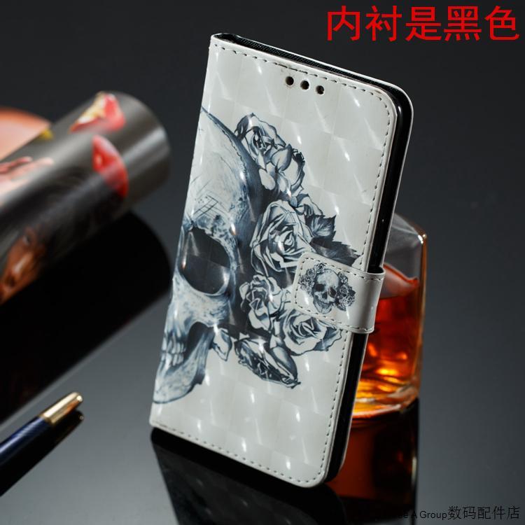 HUAWEI1 Sarung Kulit Kulit Kerang Selubung Ponsel Sla-al00 Silikon Laki-laki Lukisan Kucing