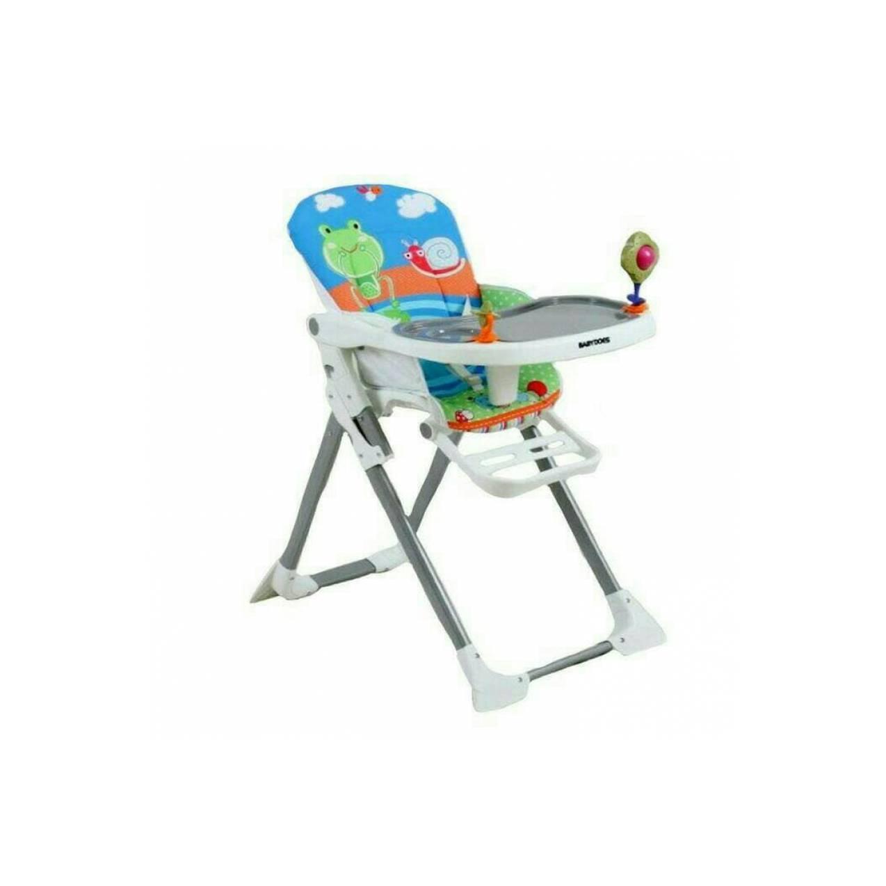 Kursi Makan Bayi/ Meja Makan Baby/ High Chair/ Babydoes Ultimo/ Murah