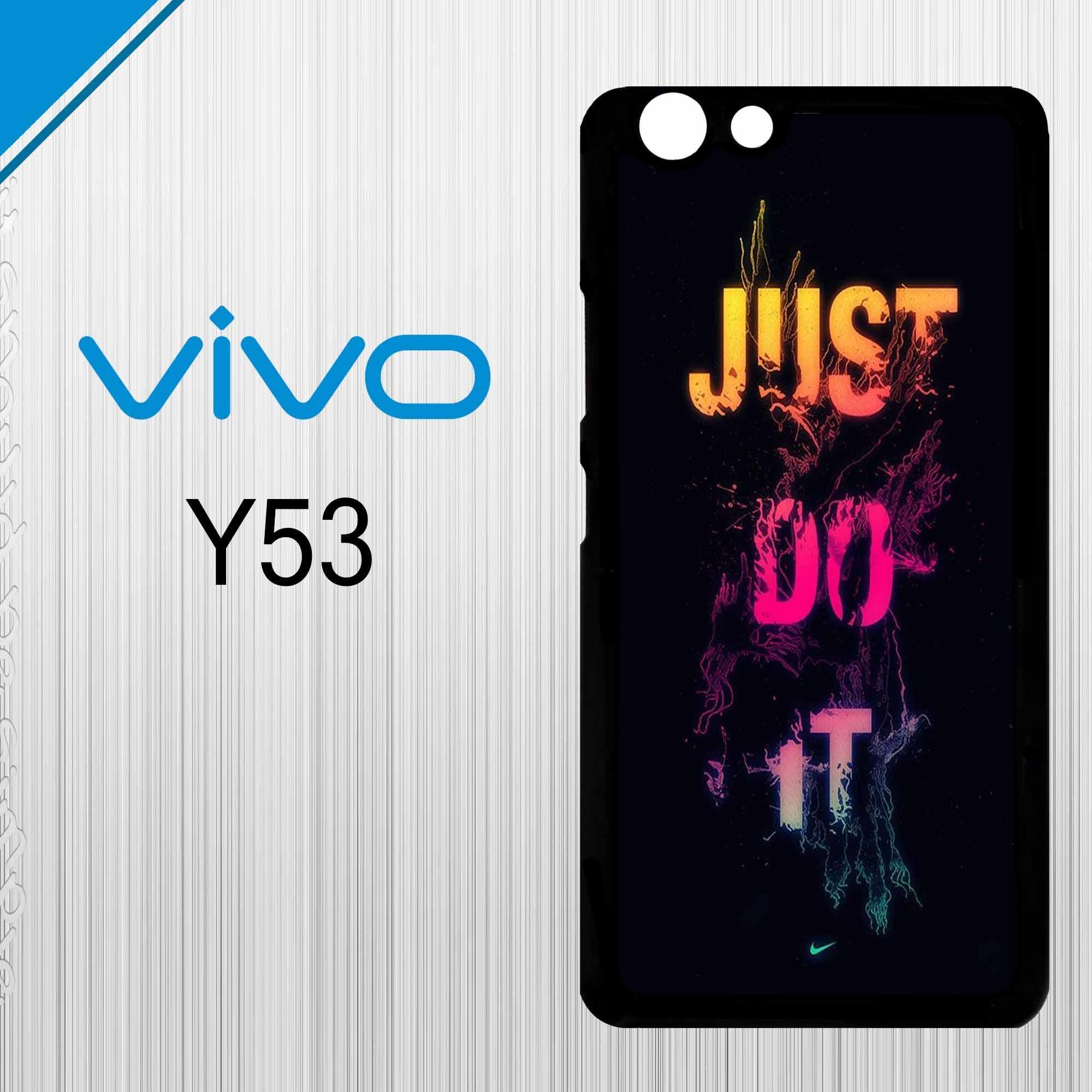 Intristore Fashion Printing Case Vivo Y53 - 15
