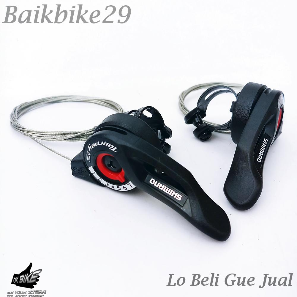 Buy Sell Cheapest Shifter Kanan Shimano Best Quality Product Deals Sifter Spd Lipat 7 Speed Sl Tx 30 Tourney Tz Kiri