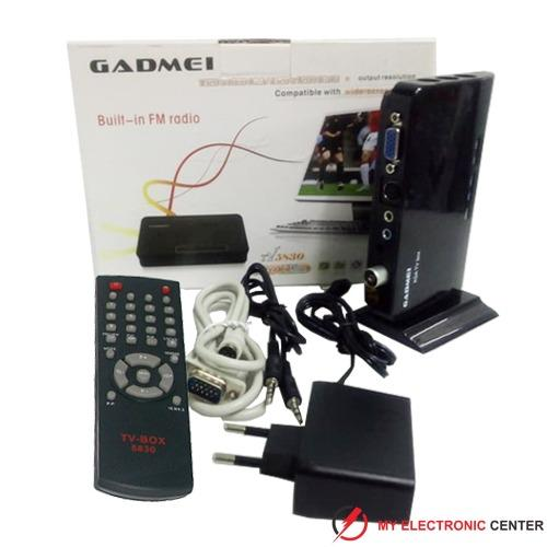 TV Tuner Gadmei 5830 / TV Tunner For Monitor CRT / LED / LCD