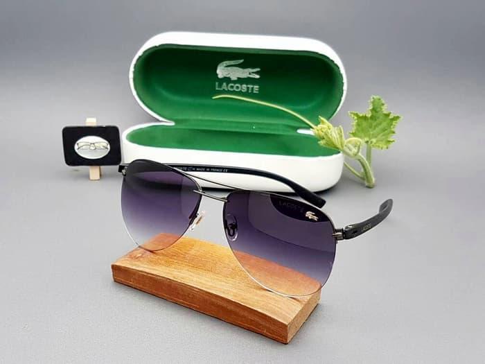 Hot Item!! Kacamata Pria Lacoste 1703Z Super Fullset - ready stock