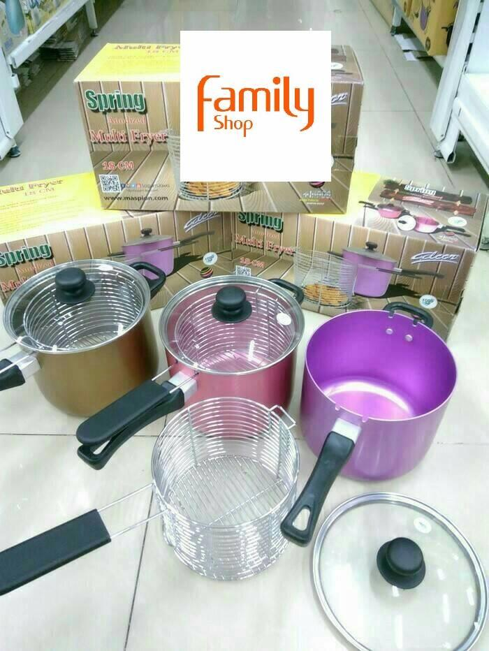 PANCI MULTI FRYER 18CM ALCOR MASPION ASLI Genzakitchen