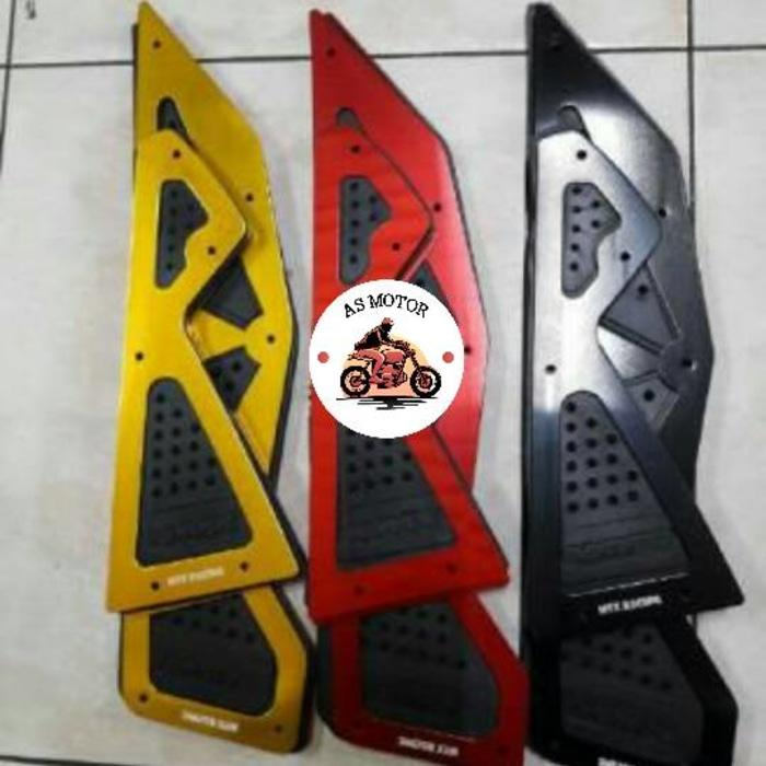 Plat Boardest Yamaha Nmax / Bordes Nmax / Foot Panel / Karpet Nmax