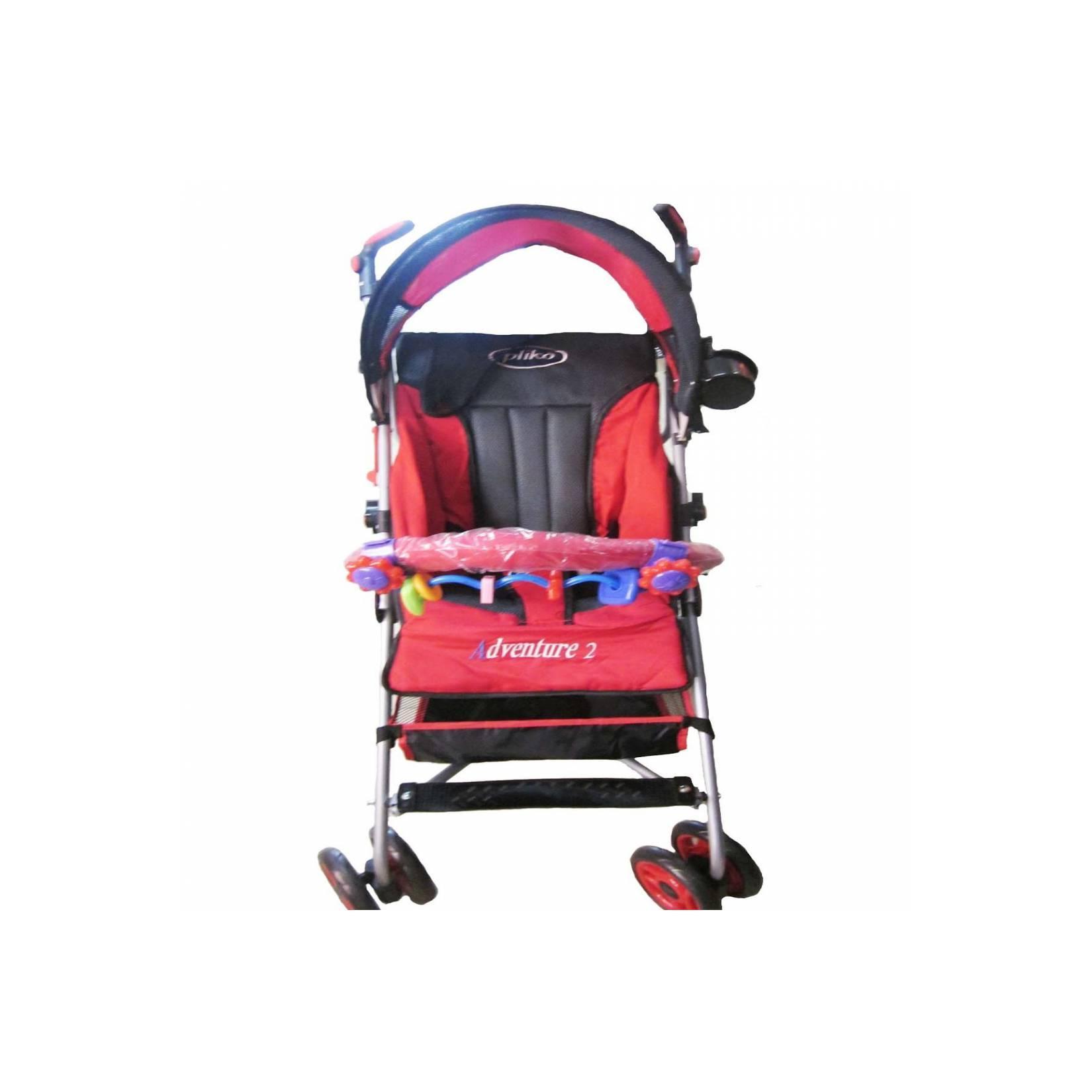 Stroller Pliko Adventure 2 kereta dorong bayi yangb bagus multifungsi