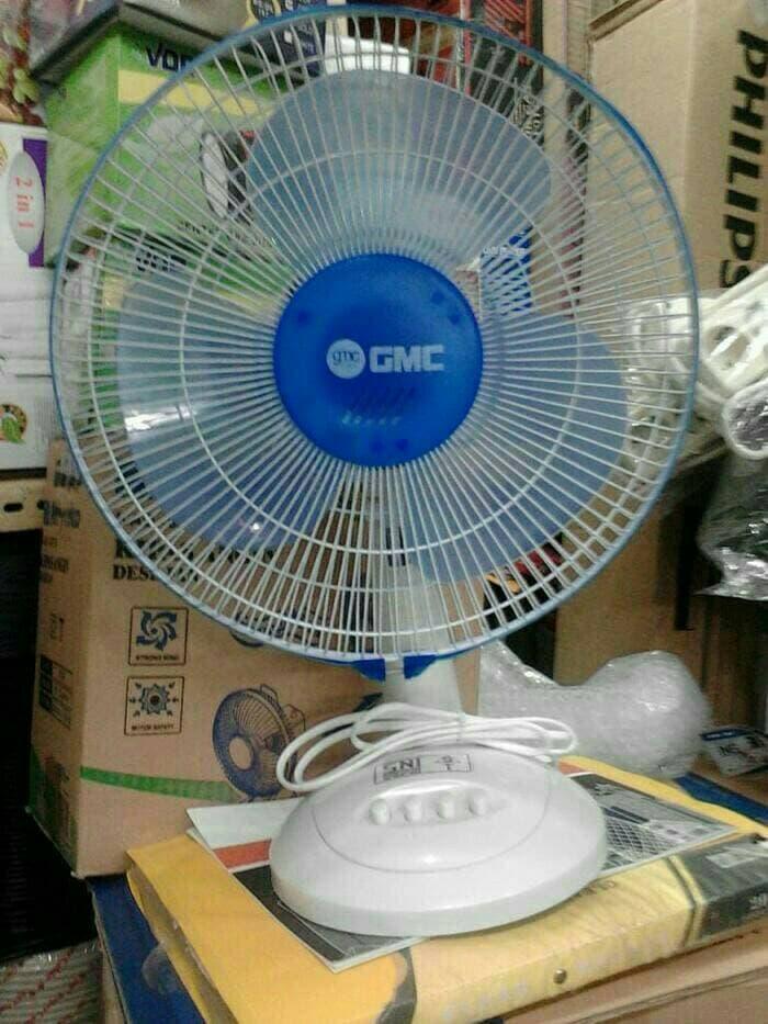Gmc - Kipas Angin Meja\U002Fkipas Angin Duduk\U002Fdesk Fan
