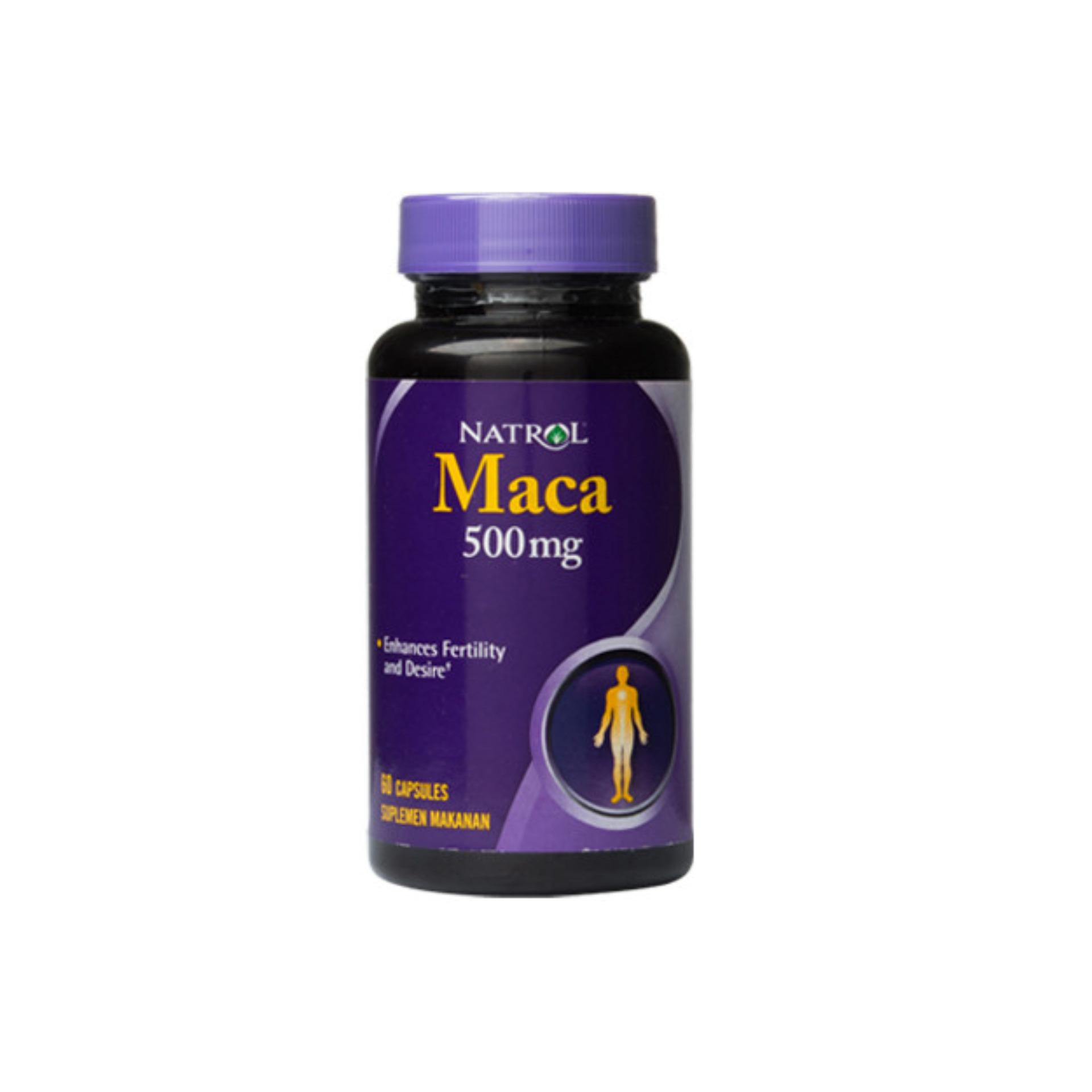 Jual Produk Kesehatan Seksual Super Tonik Madu Kuat Tahan Lama 6x Maca Extract 500 Mg 60s Meningkatkan Kesuburan Sistem Imunitas